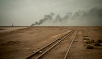 West Qurna Oil Fields, Southern Iraq